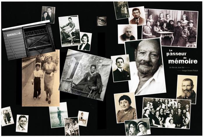 Journées du patrimoine 2018 - Projection - Le Passeur de mémoire