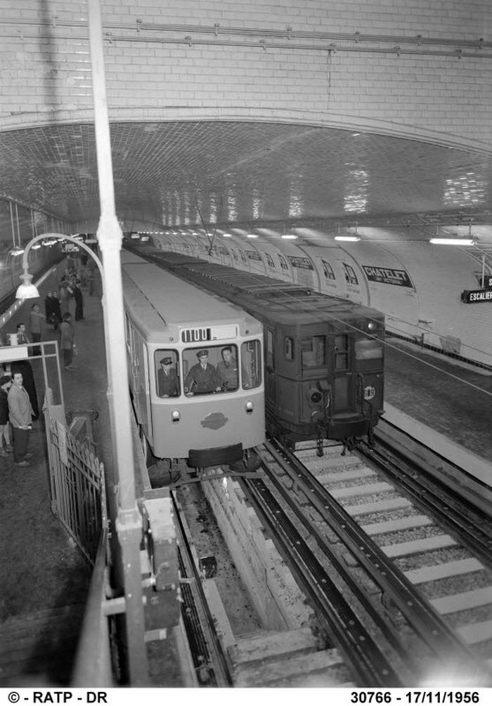 Journées du patrimoine 2018 - Projections de films sur l'histoire du métro