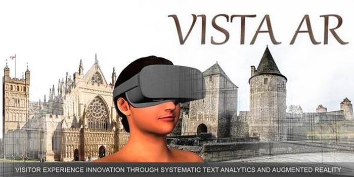 Journées du patrimoine 2017 - Projet Vista AR - la reconstitution virtuelle du Château