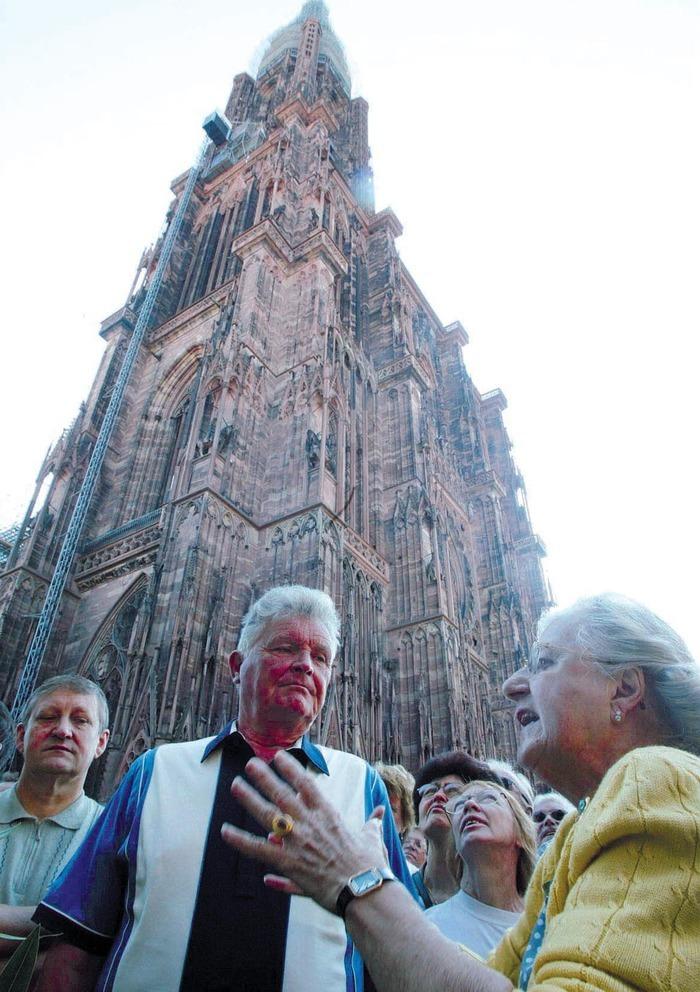 Journées du patrimoine 2020 - Promenade à pied autour de la cathédrale