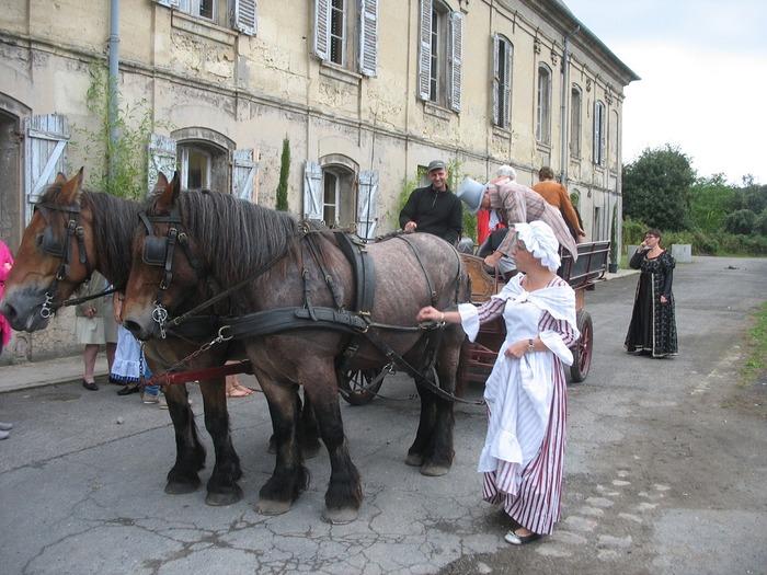 Crédits image : Christian Houde, Association historique de Saint-Gobain