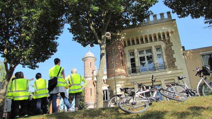 Journées du patrimoine 2018 - Promenade architecturale La boucle
