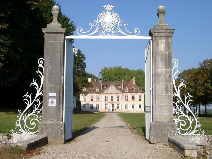 Journées du patrimoine 2018 - Promenade au château de Vaulserre.