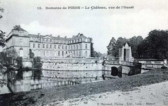 Journées du patrimoine 2018 - Promenade aux vestiges du château et de son parc
