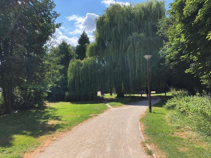 Journées du patrimoine 2018 - Promenade des Viennes recouvertes à Troyes