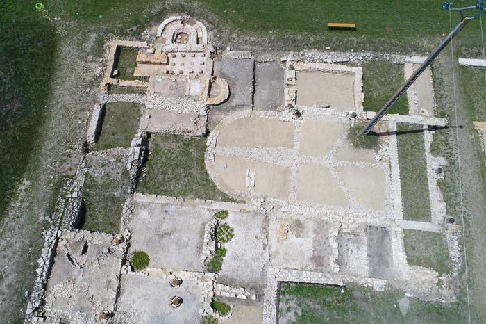 Journées du patrimoine 2018 - Promenade sur le site archéologique