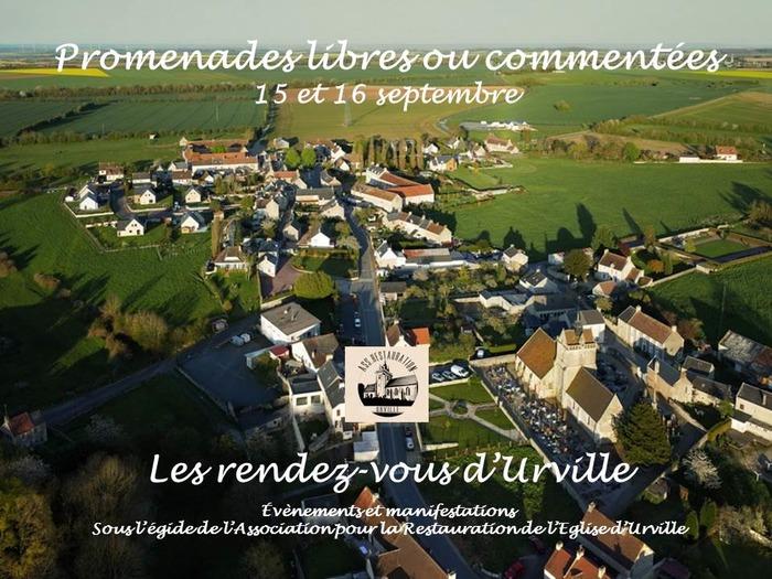 Journées du patrimoine 2018 - Promenades commentées au fil du village : Manoir, mine, et moulins vous donnent rendez-vous