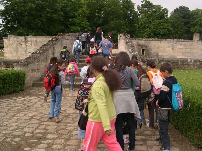 Journées du patrimoine 2018 - Promenades contées pour scolaires « Maubuisson contes et Histoire » par l'association ILETAITUNEFOIS