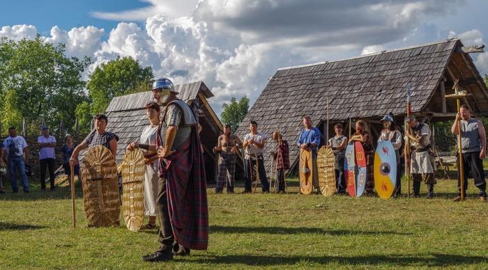 Journées du patrimoine 2018 - Promouvoir et faire connaitre l'histoire de nos ancêtres les gaulois