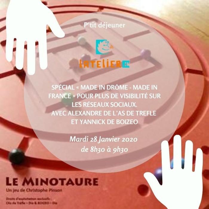 Promouvoir le Made in Drôme - Made in France sur les réseaux sociaux
