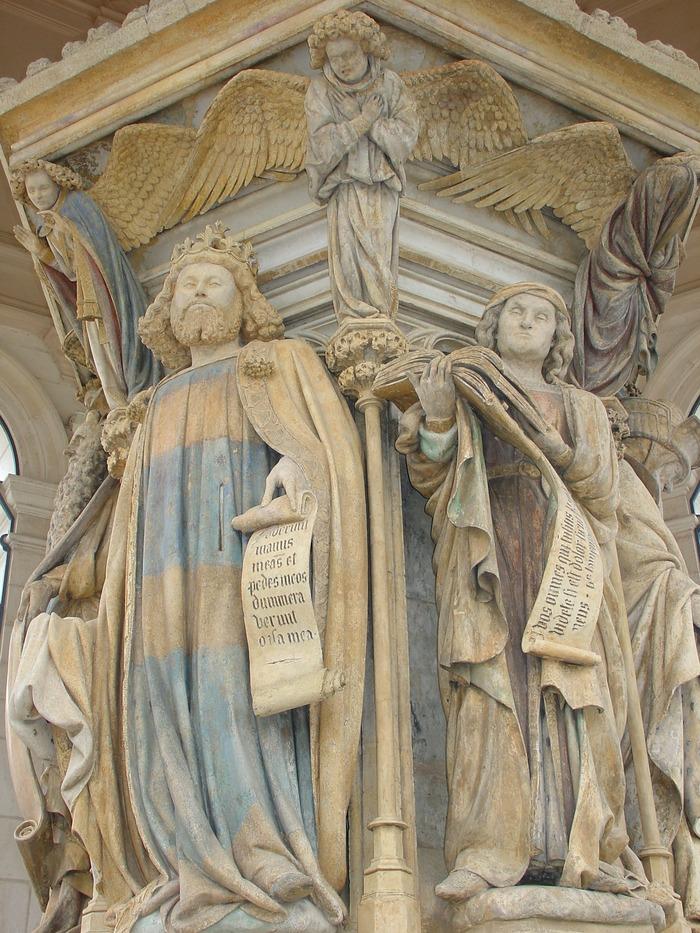 Journées du patrimoine 2017 - Visite du Puits de Moïse à Dijon