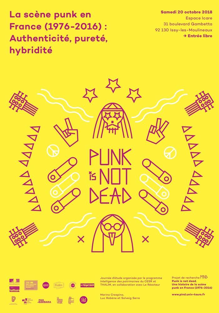 Punk is not dead à l'Espace Icare