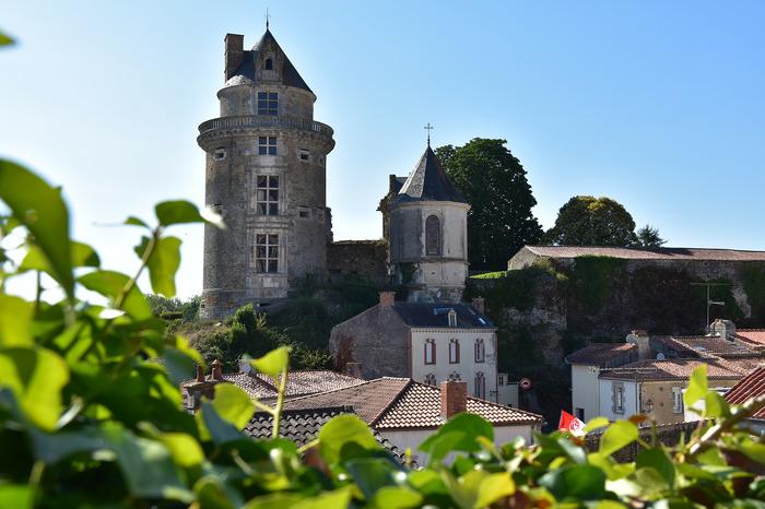Journées du patrimoine 2018 - Mettez les pas dans ceux qui ont fait l'histoire du château d'Apremont