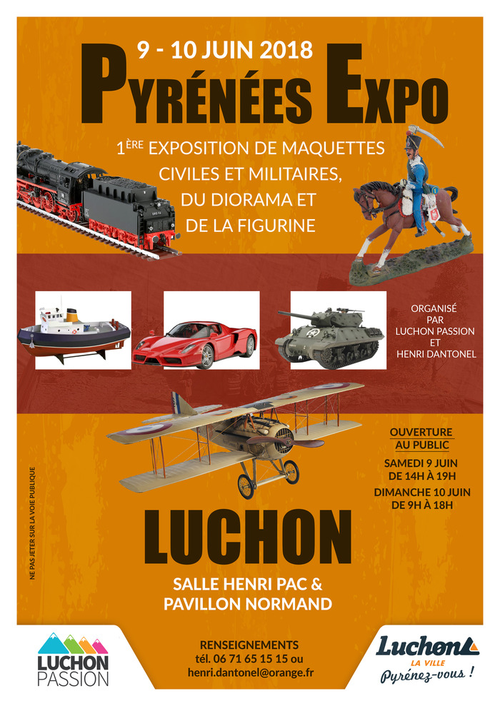 Pyrénées expo