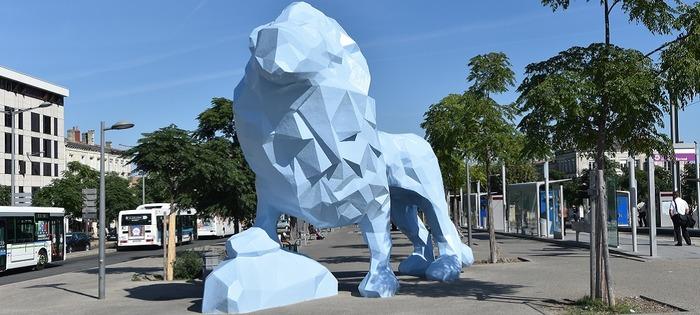 Quand l'Art contemporain fait paysage, regards croisés / Parcours ligne A(rt), du Lion au pantalon