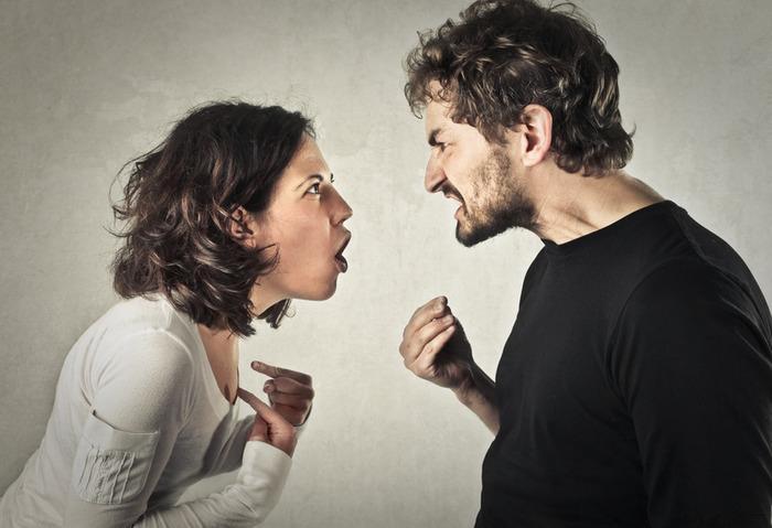 Quand la colère nous monte au nez...
