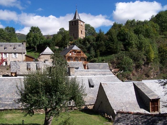 Crédits image : Pays d'art et d'histoire des vallées d'Aure et du Louron