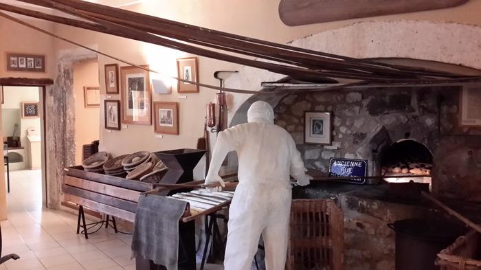 Crédits image : Muséer de la boulangerie - Département de Vaucluse