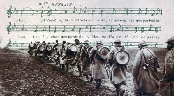 Journées du patrimoine 2018 - 14-18 en chansons