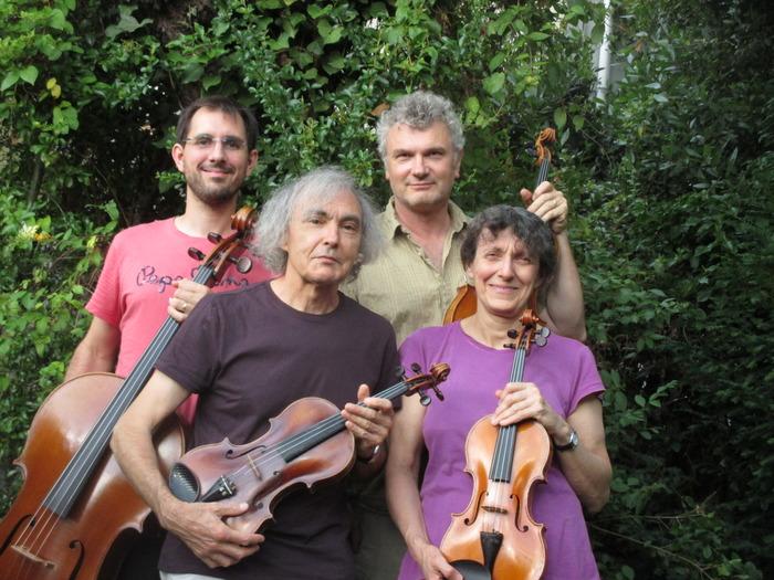 Journées du patrimoine 2017 - Quatuor Ma non troppo