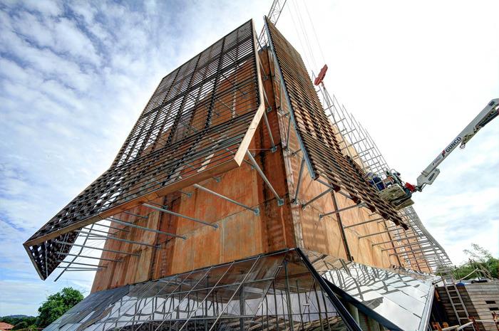 Journées du patrimoine 2018 - « Quel chantier ! »
