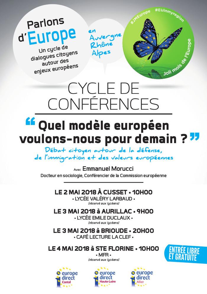 Quel modèle européen voulons-nous pour demain ?