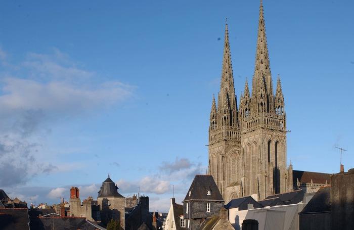 Journées du patrimoine 2017 - Quimper d'en haut
