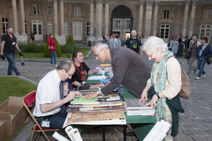Journées du patrimoine 2018 - Quiz aux Archives nationales de Paris