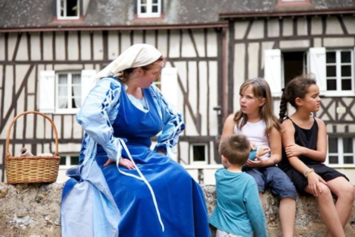 Crédits image : Office de Tourisme de Chartres Métropole - Mathieu ANGLADA