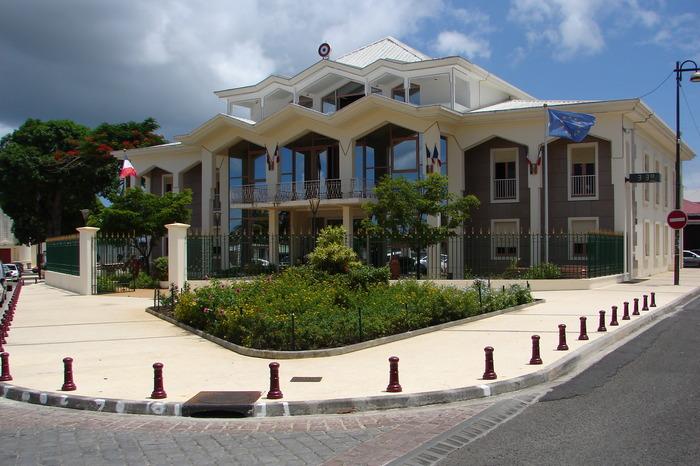 Crédits image : ville de Baie Mahault