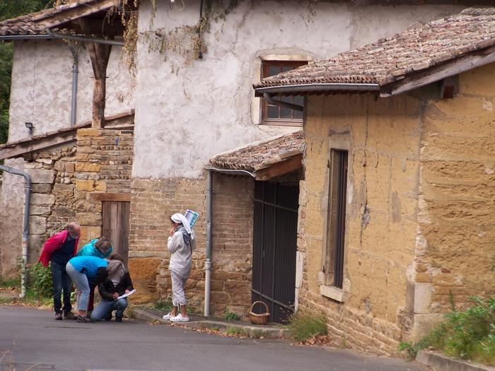 Journées du patrimoine 2018 - Rallye-découverte à Reyrieux.