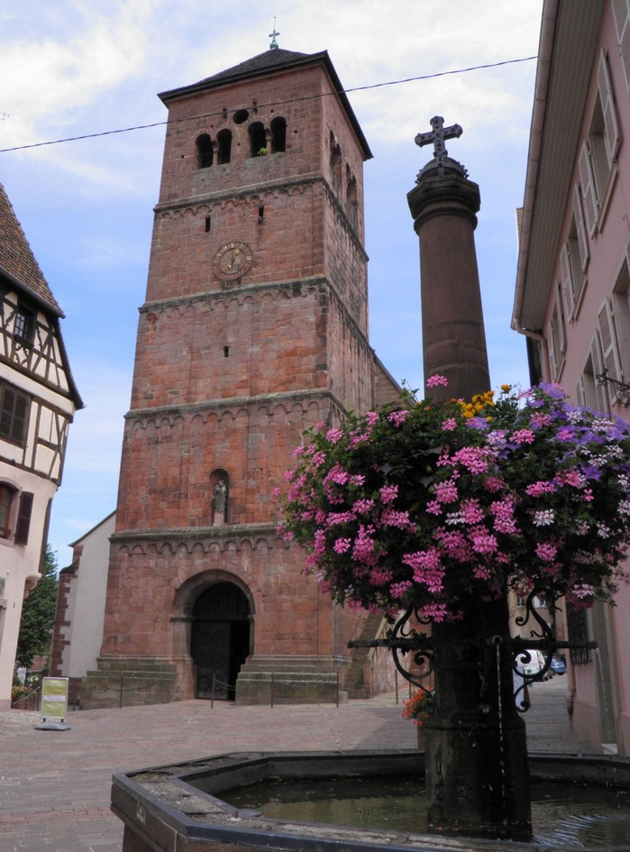 Journées du patrimoine 2018 - Rallye du patrimoine dans le centre ancien de Saverne