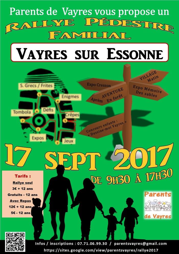 Journées du patrimoine 2017 - Rallye Famillial
