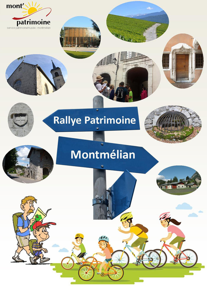 Journées du patrimoine 2018 - Rallye patrimoine.