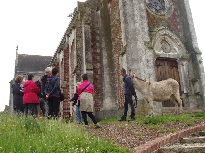 Journées du patrimoine 2018 - Rando-patrimoine à Rebreuve-Ranchicourt