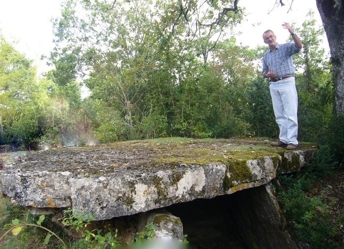 Journées du patrimoine 2018 - Randonnée archéologique