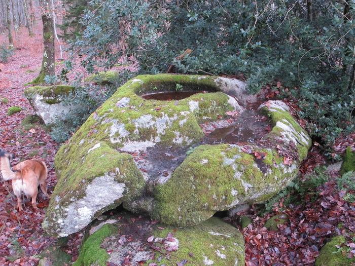 Journées du patrimoine 2018 - Randonnée pédestre des pierres de légende