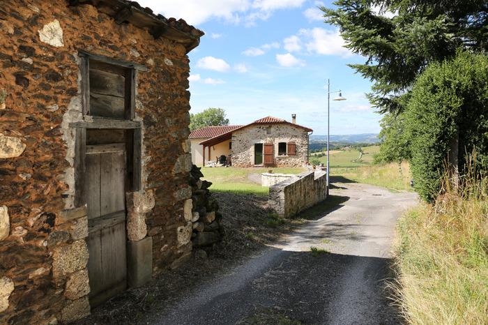 Journées du patrimoine 2018 - Randonnée visite sur le GR65 de Montredon à Saint-Félix