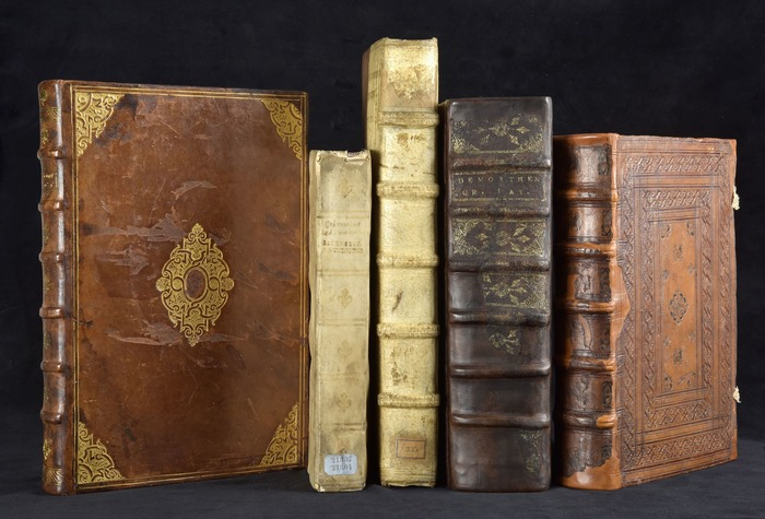 Rareté et livres rares du XVe au XXIe siècle