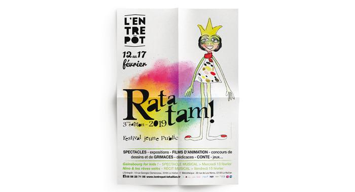 Ratatam ! Festival jeune public