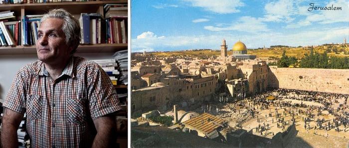 RDV Médiathèque / Conférence | Jérusalem, un enjeu religieux, national et international : 1948-2018