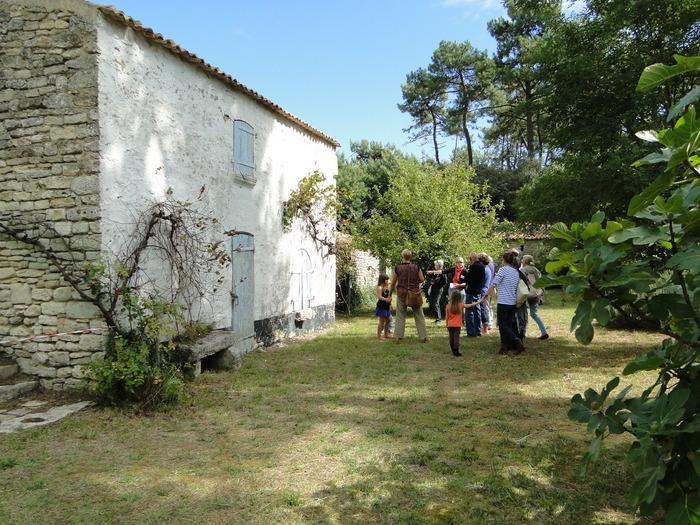 Journées du patrimoine 2018 - Ré-ouverture de la Maison éco-paysanne