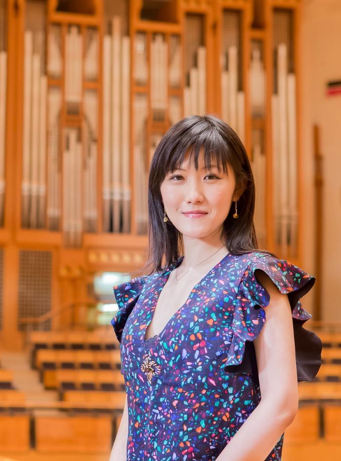 Journées du patrimoine 2018 - Récital d'orgue d'Ami Hoyano