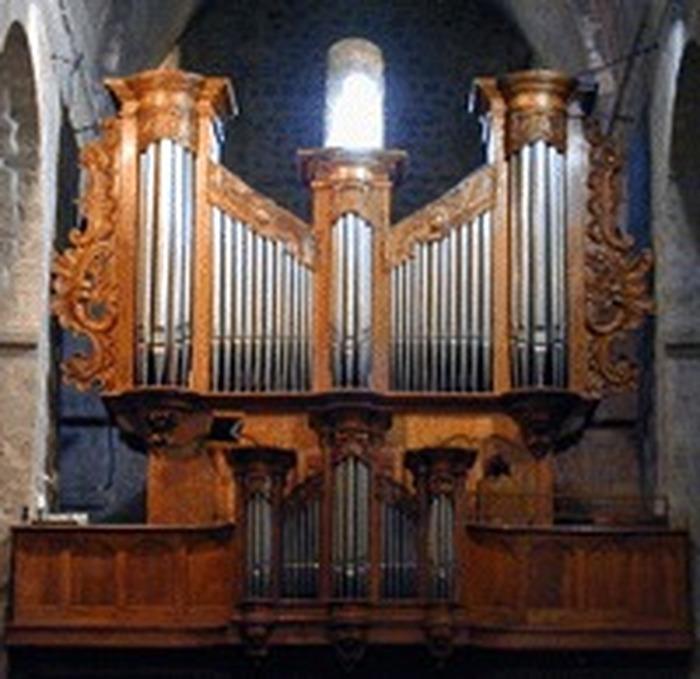 Crédits image : Abbaye Sainte-Marie Arles-sur-Tech