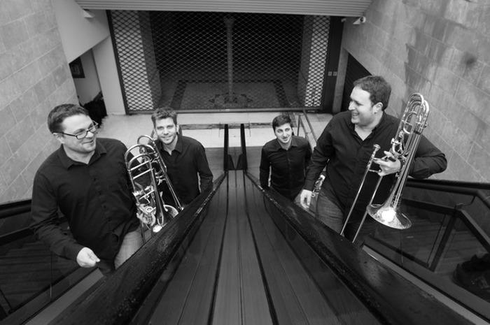 Journées du patrimoine 2018 - Récital du Quatuor Hélios (trombones)