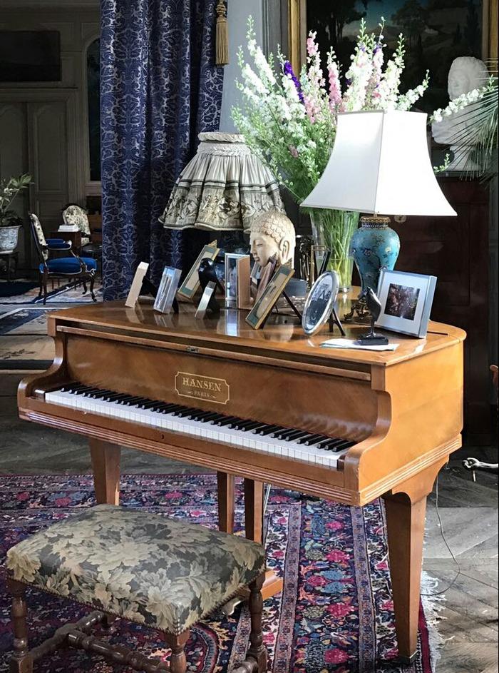 Journées du patrimoine 2017 - Récitals de piano