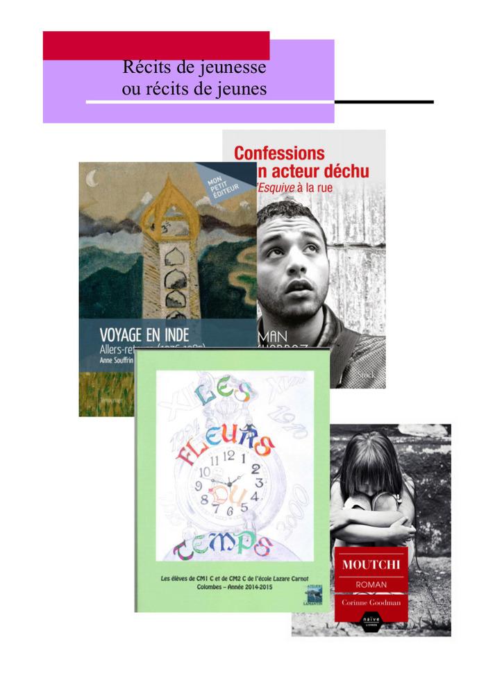 Journées du patrimoine 2017 - Rencontre littéraire