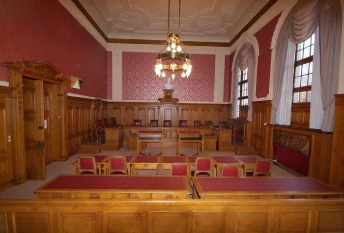 Journées du patrimoine 2018 - Reconstitution d'un procès