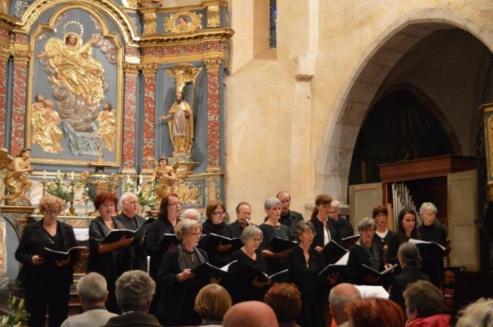 Journées du patrimoine 2018 - Concert du choeur
