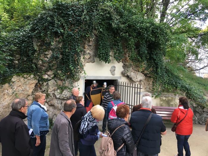 Journées du patrimoine 2018 - Reconstitution historique